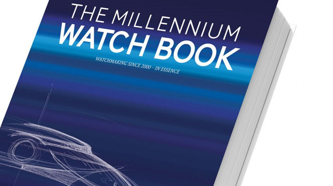 The Millennium Watch Book - Love watches? Here's the book for you