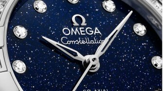 Omega's 29mm Constellation models