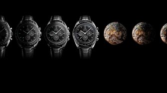 Speedmaster Moonwatch 321 Platinum Style & Tendance