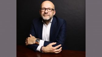 Serge Panczuk and his Speedmasters