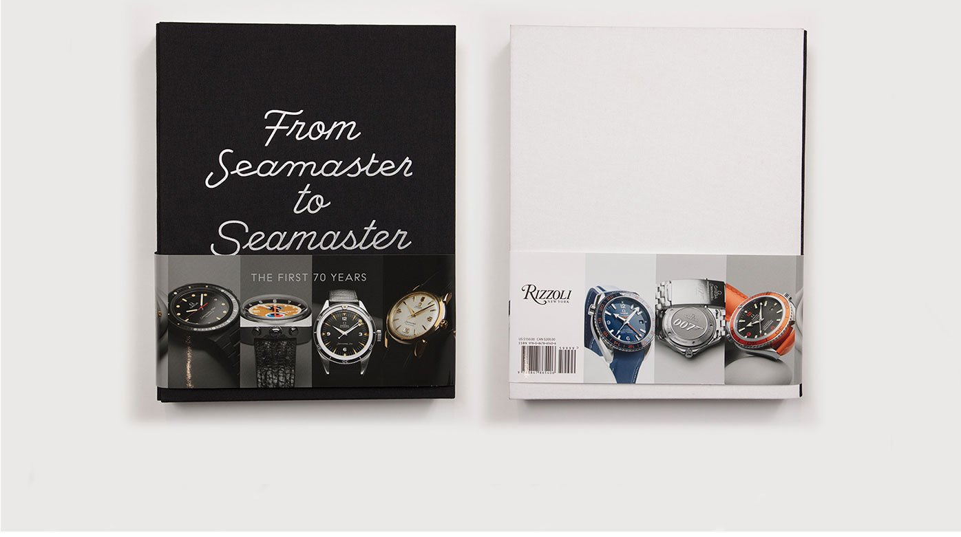 "Omega - ""From Seamaster to Seamaster : The first 70 years"""