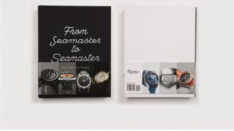 """From Seamaster to Seamaster : The first 70 years"""