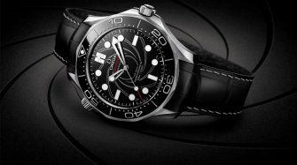 Seamaster Diver 300M James Bond