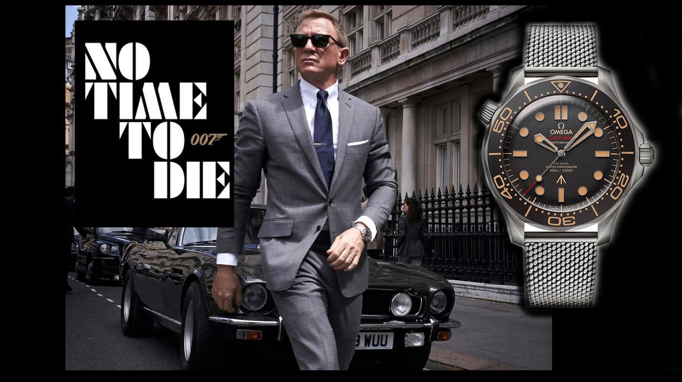 Why not? - Omega Seamaster 300M James Bond Edition