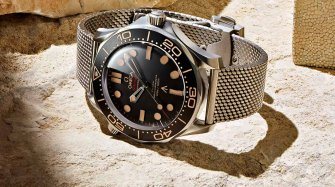 La nouvelle montre de James Bond Style & Tendance
