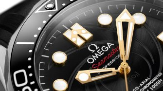 New Omega celebrates classic Bond film