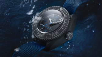 L'Omega Planet Ocean Ultra Deep Style & Tendance