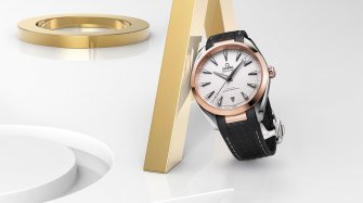 Seamaster Aqua Terra Master Chronometer Collection Trends and style