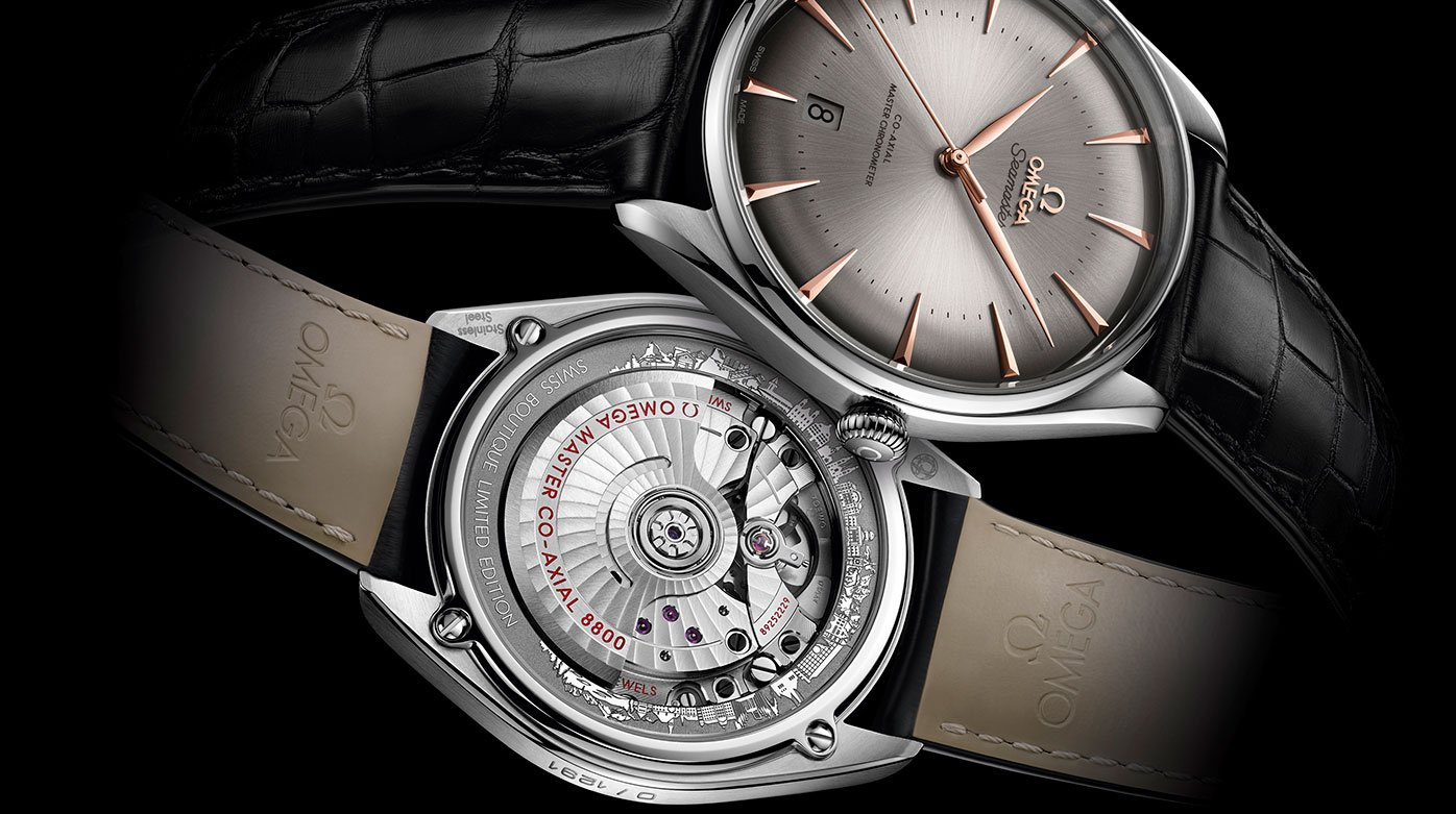 Omega - Seamaster Exclusive Boutique Switzerland Limited Edition