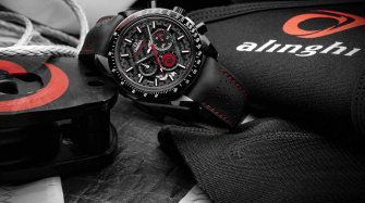 Omega and Alinghi launch the new Speedmaster Trends and style