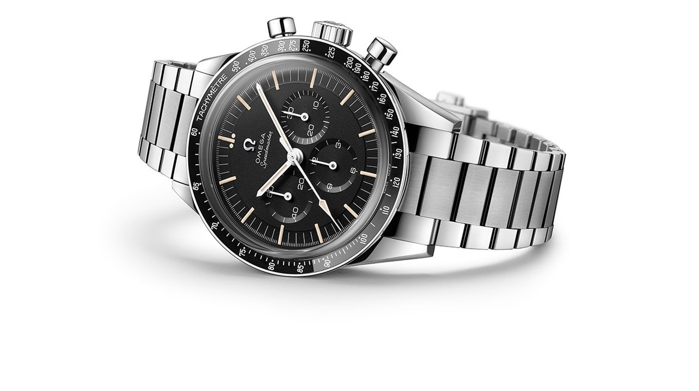 Omega - Speedmaster Moonwatch 321 Stainless Steel