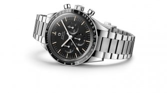 Speedmaster Moonwatch 321 Stainless Steel Style & Tendance