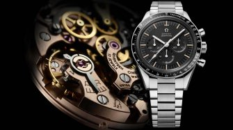 Omega Speedmaster Cal 321:  a highly anticipated model in steel