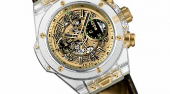 Big Bang Unico Sapphire Usain Bolt pour Only Watch Style & Tendance