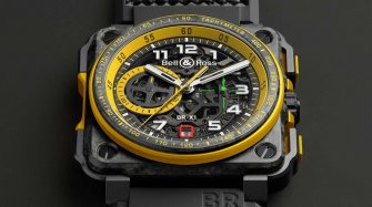 The BR-X1 RS17 Only Watch sold for 35,000 CHF! Auctions and vintage