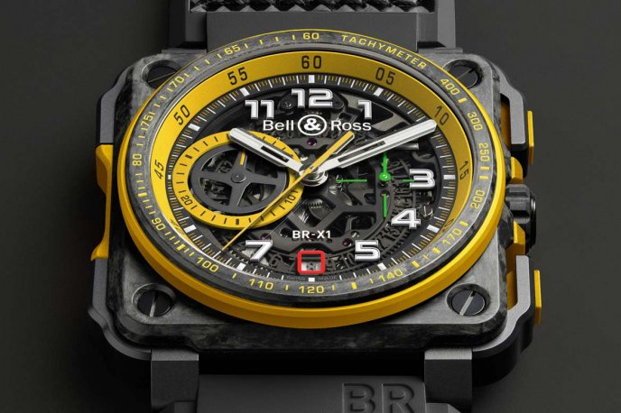 La BR-X1 RS17 Only Watch vendue 35'000 CHF!
