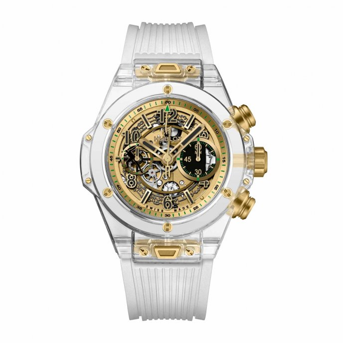 Big Bang Unico Sapphire Usain Bolt For Only Watch