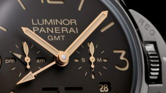Luminor 1950 Equation of Time 8 Days GMT Innovation and technology