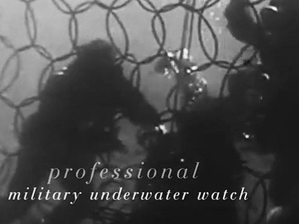 Panerai - Video. Panerai Submersible