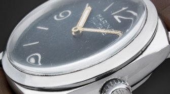 "The ""Panerai Only"" sale tests buyer interest Trends and style"