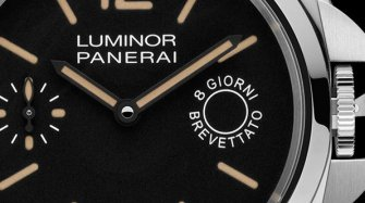 The Panerai PAM 590  Innovation and technology
