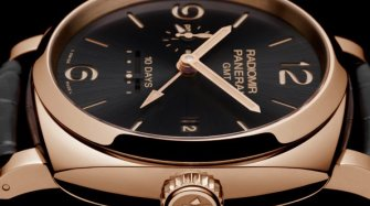 Radiomir 1940 10 Days GMT Automatic, oro rosso, 45 mm Style & Tendance