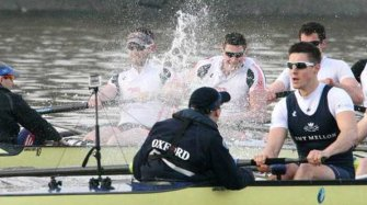 Partenaire officiel des courses d'aviron 2016 Cancer Research UK Boat Races Manufacture