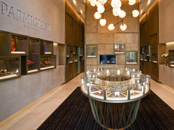 Parmigiani Fleurier  - 20th anniversary exhibition in Miami Design District