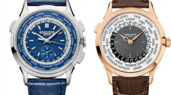 World Time References 5930 and 5230 Trends and style