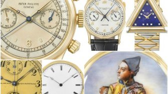 Patek Philippe 175 Auctions and vintage
