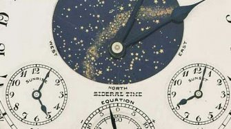 The Henry Graves Supercomplication for auction at Sotheby's