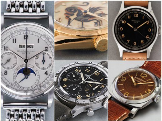 Collecting with Phillips, Bacs & Russo - Patek, Rolex and the others