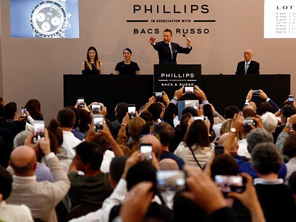 Phillips Geneva - The Geneva May auctions totalled CHF 32'548'000