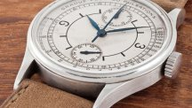 A Patek Philippe watch sells for Sfr 4.6 million