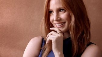 Video. Jessica Chastain presents the Limelight Gala  Trends and style