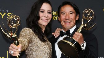 Winning night for Panerai ambassador Jimmy Chin Arts and culture