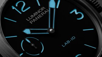 Panerai Lab-ID Innovation and technology