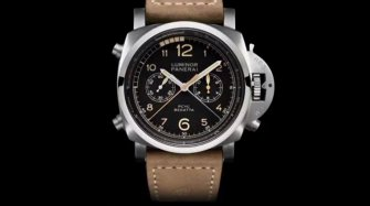 Luminor 1950 PCYC Regatta 3 Days Chrono Flyback Automatic Titanio Style & Tendance