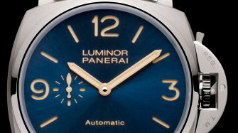 Luminor Due 3 Days Automatic 45mm Style & Tendance
