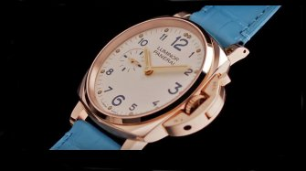Luminor Due 3 Days Oro Rosso 42mm Style & Tendance