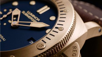 Luminor Submersible 1950 3 Days Automatic Bronzo Trends and style