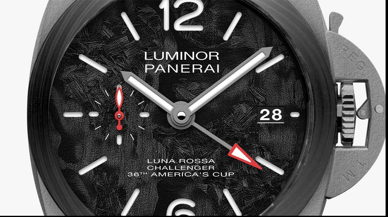 Panerai - Luminor Luna Rossa GMT - 42 mm