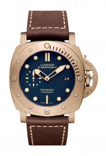 PAM00671 - Luminor Submersible 1950 3 Days Automatic Bronzo - 47 mm