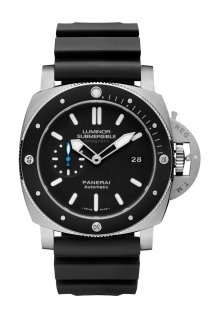 PAM01389 - Luminor Submersible 1950 Amagnetic 3 Days Automatic Titanio - 47 mm