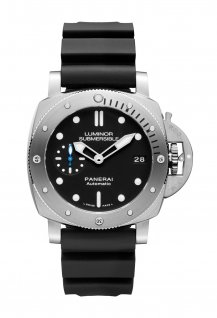 PAM00682 - Luminor Submersible 1950 3 Days Automatic Acciaio- 42 mm