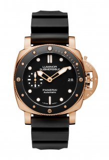 PAM00684 - Luminor Submersible 1950 3 Days Automatic Oro Rosso - 42 mm