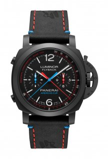 PAM00725 - Luminor 1950 Oracle Team USA 3 Days Chrono Flyback Automatic Ceramica - 44 mm