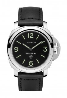 PAM01000 - Luminor Base Logo Acciaio - 44 mm