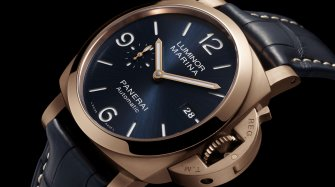 Marina Panerai GoldtechTM - 44mm Trends and style