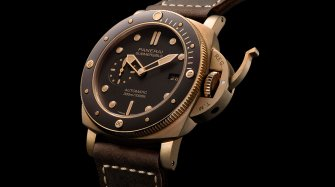 Limited editions and the Panerai PAM 968 Bronzo Trends and style